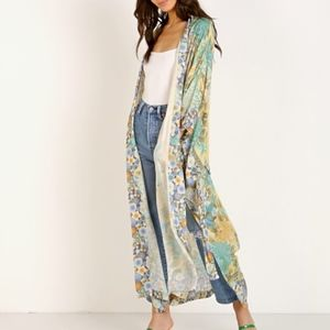 Spell Designs Willow Kimono Robe Duster S/M